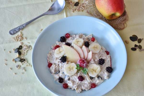 Oats for Control Blood Pressure