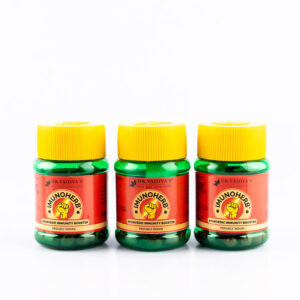 dr-vaidyas-imunoherb-immunity-booster-capsules-pack-of-3-150g