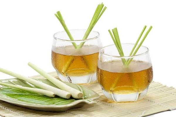 lemongrass herbal tea