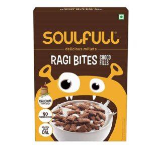 Soulfull Choco Fills Ragi Bites 500g