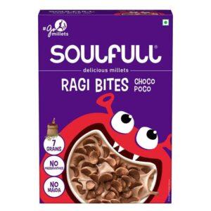 Soulfull choco poco ragi bites 200g