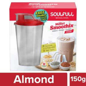 Soulfull Cocoa Lite Millet Smoothix 150g