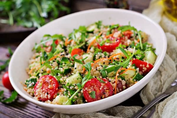 Quinoa: Health Benefits & Nutrition that Makes it a Superfood