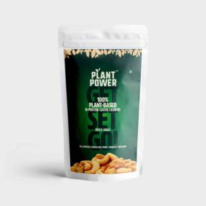 Plant Power - zesty chilli cashews 500g