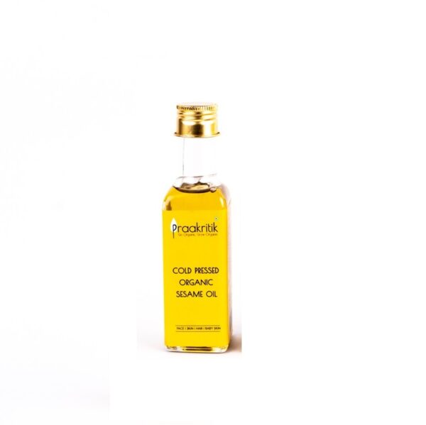 praakritik-sesame-oil-cold-pressed-100ml