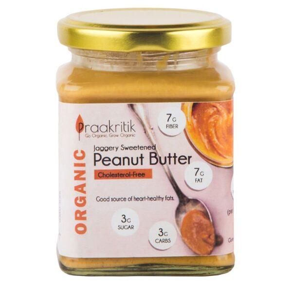 praakritik-peanut-butter-jaggery-sweetened-250g