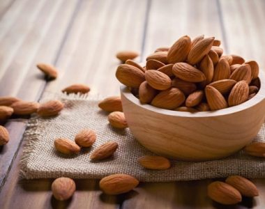 almonds benefits & nutritional facts