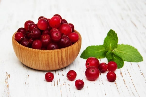 Cranberries A Type of Berry