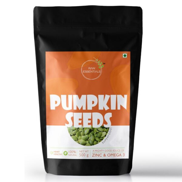 Pumpkiraw-essentials-pumpkin-seeds-500g