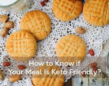 keto friendly meal
