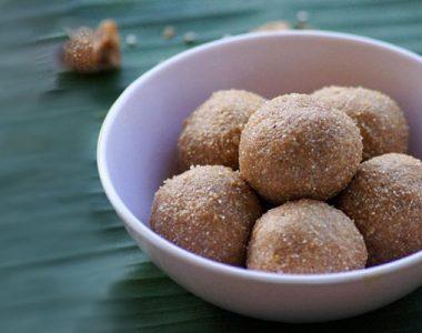 Quinoa Ladoos