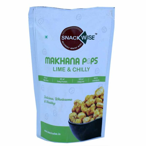 snackwise-makhana-pops-lime-chilly-40g