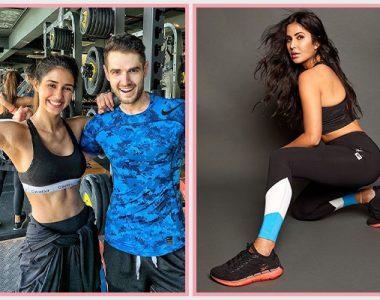 disha patni fitness routine