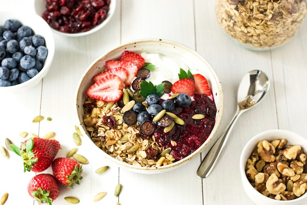Fruit and Nuts Muesli