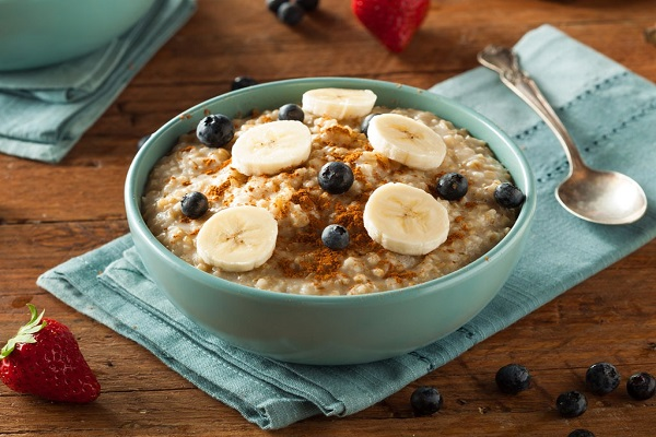 Instant Oatmeal Snack for Weight Loss