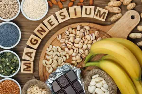 food rich in magnesium