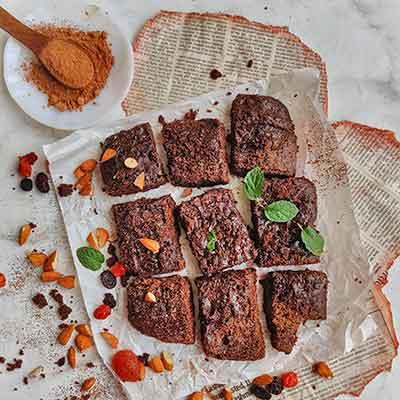 Vegan Quinoa Brownies