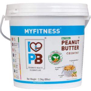myfitness-natural-crunchy-peanut-butter-2.5kg
