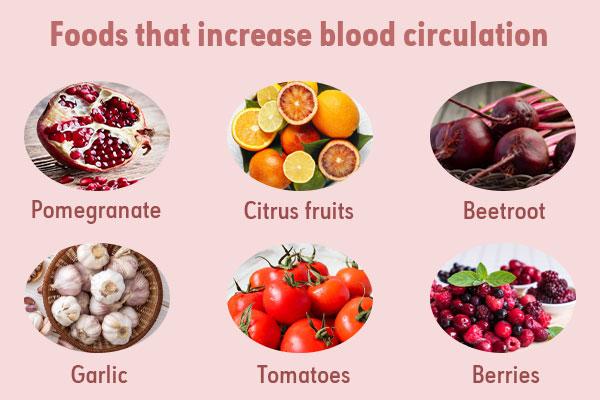 Blood Circulation Foods