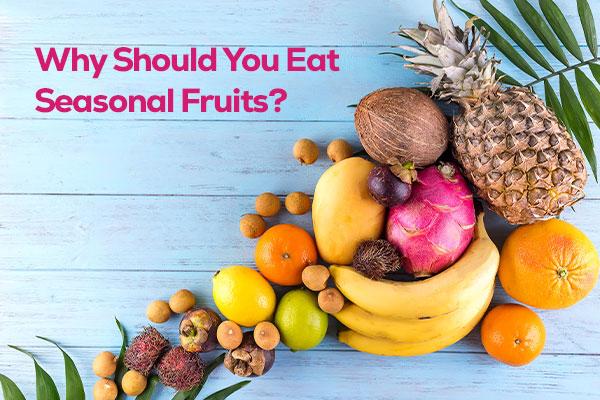 Seasonal Fruits in India