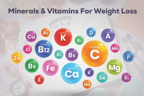 Vitamins for weight loss