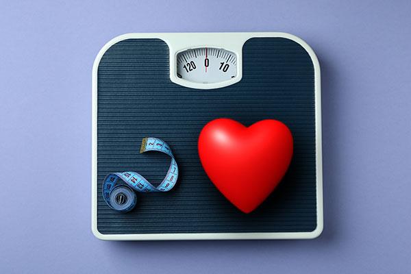 Keep body weight under control